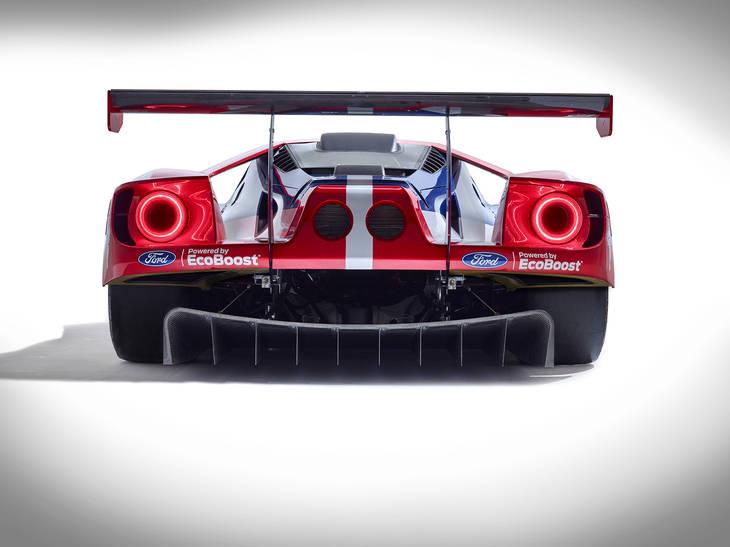 Ford Volverá a Le Mans en 2016 con el Nuevo Ford GT
