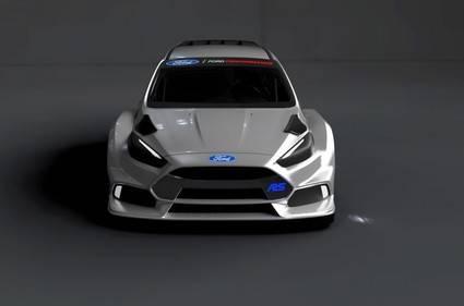 El Ford Focus RS debutará en competición