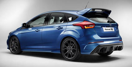 El Ford Focus de los 350 CV desde 41.260�