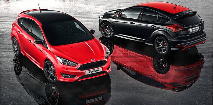 Nuevo Ford Focus 2016