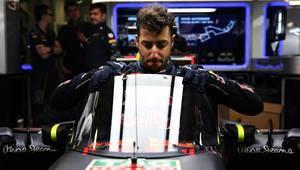 Red Bull presenta su cabina para F1