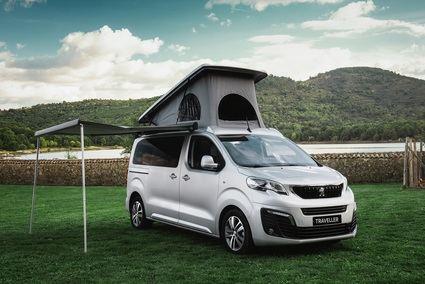 """Las """"Camper"""" de Peugeot"""