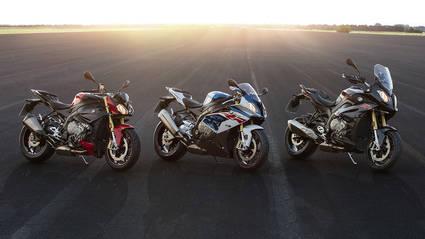 Los modelos de 4 cilindros BMW Motorrad se actualizan