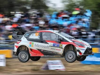 10 Toyota míticos de rallys