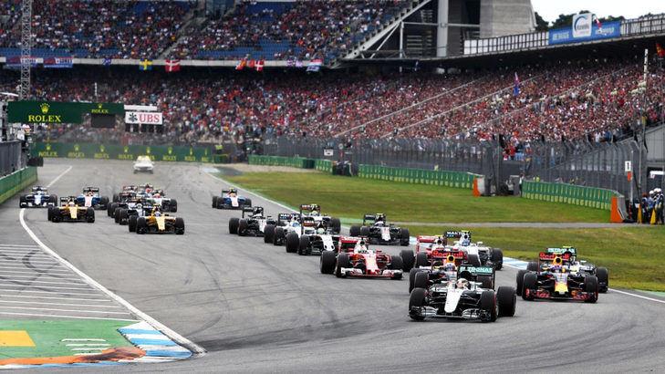 GP de Alemania F1 2019: Horarios y Neumáticos