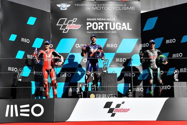 Oliveira conquista el Gran Premio de Portugal