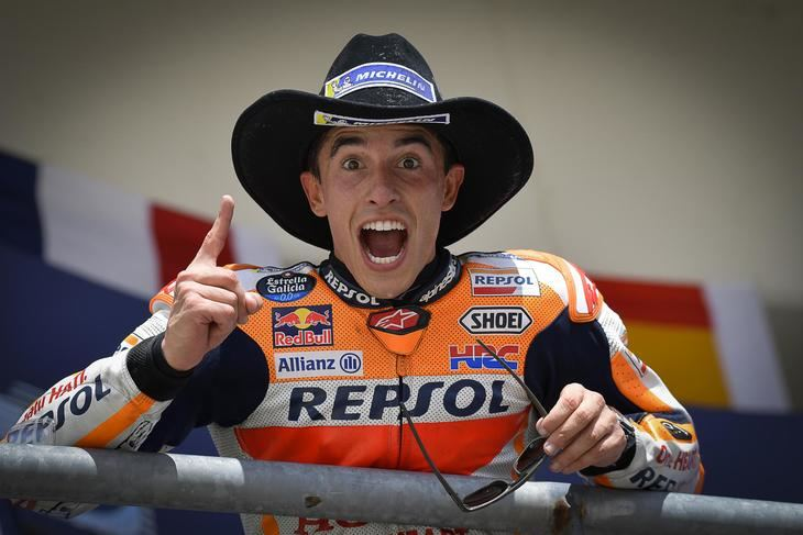 """El """"Sheriff"""" de Austin pone orden en el GP de la Américas"""