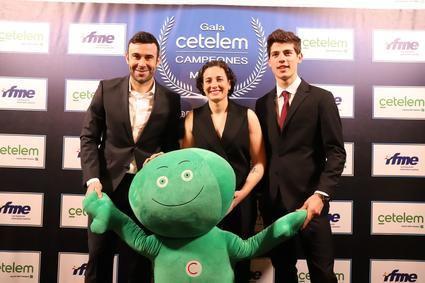 Gala Cetelem de los campeones del mundo 2018