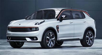 Link & Co lanza un prototipo, el 01 basado en el Volvo SUV