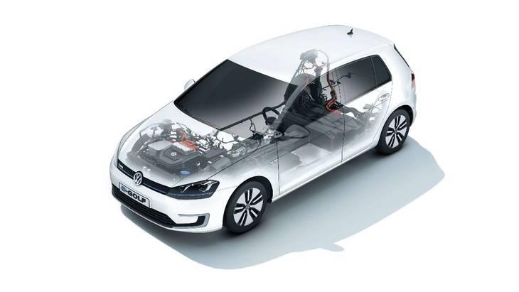 e-Golf, el coche eléctrico de Volkswagen