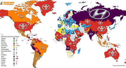 Toyota mantiene la supremacía en el mercado mundial