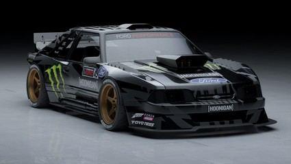 El nuevo coche de Ken Block el Hoonifox