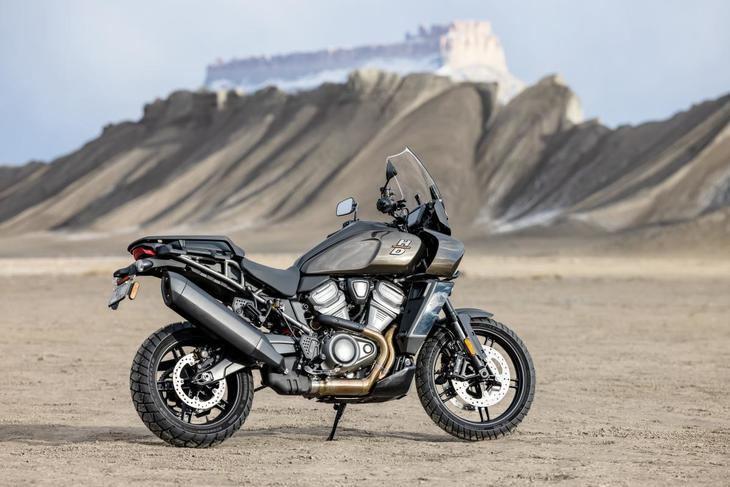 Nueva Harley-Davidson Pan America 1250
