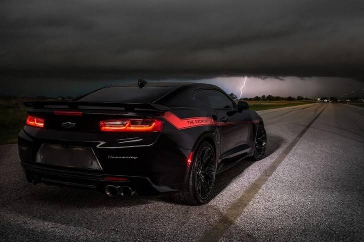 Hennessey Camaro ZL1, 'The Exorcist', eterno rival de Dodge Challenger Demon