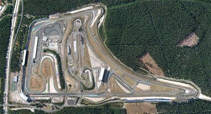 GP de Alemania: Horarios y neumáticos