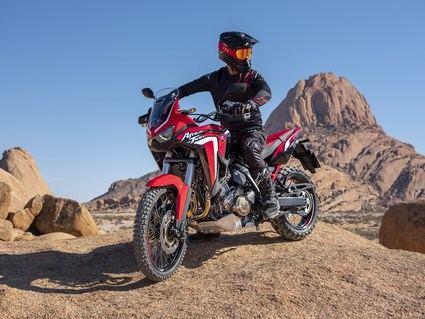 Honda revela su gama europea de motocicletas