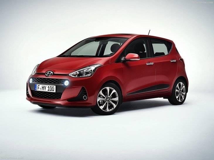 Nuevo Hyundai 'i10'