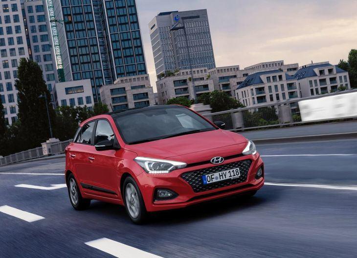 Nuevo Hyundai i20, ideal para dentro y fuera de la ciudad
