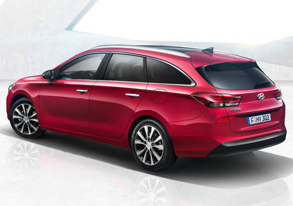 Hyundai i30 Wagon, polivalente y elegante