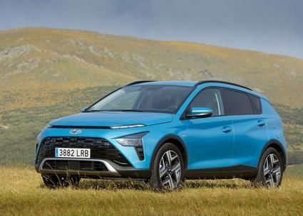 Bayon, el nuevo benjamín de la familia SUV de Hyundai