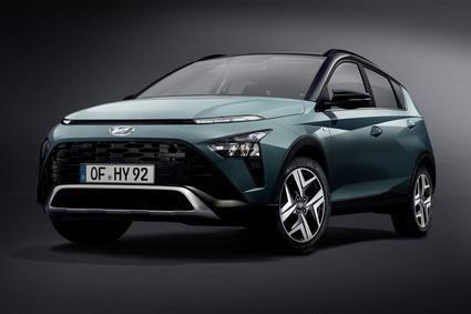 Hyundai BAYON, un nuevo SUV crossover