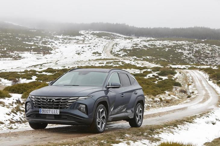 Nuevo Hyundai Tucson una revolución de su diseño