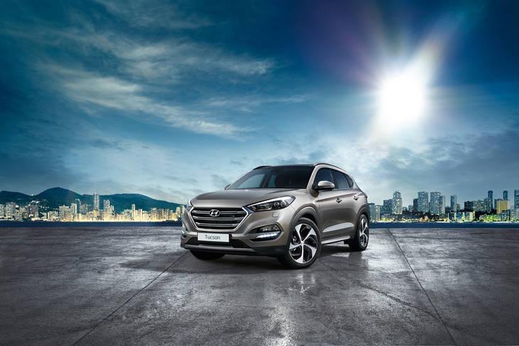 Hyundai Tucson, un SUV dispuesto a cambiar la categoría.