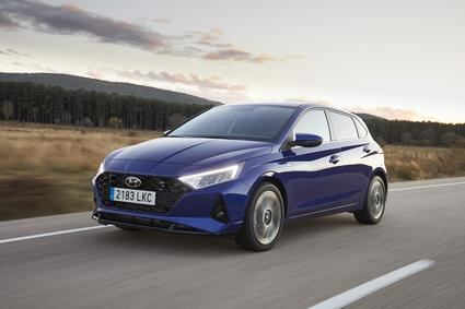 El Hyundai i20 se renueva por completo