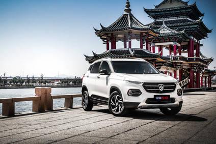 El nuevo GM SUV sólo en el mercado chino