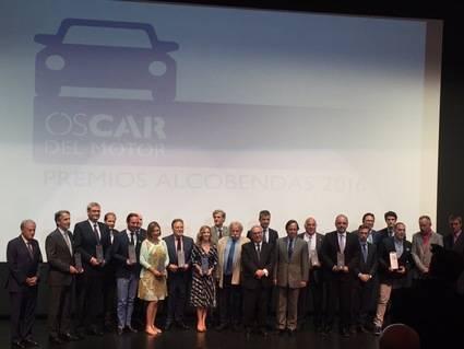 Alcobendas entrega los primeros OsCars del MOTOR