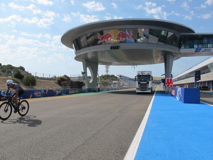 Mañana comienzan los test de MotoGP del Gran Premio de España