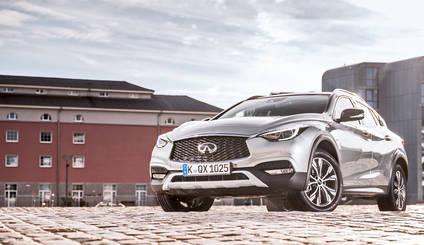 Infiniti QX30, un 'premium' con vocación SUV