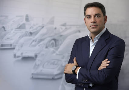 Ignacio Carrasco, nuevo Director de Marketing de Porsche Ibérica