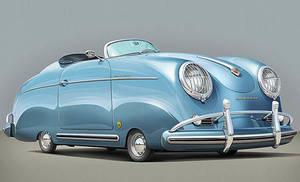 'Grandes' ilustraciones de coches