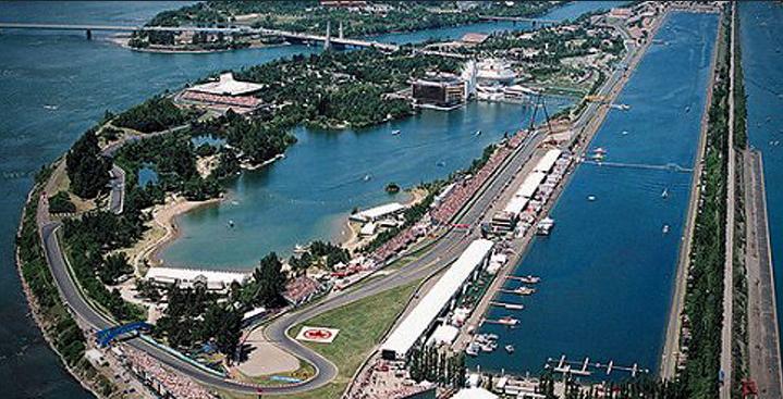 GP de Canadá F1: Horarios y Neumáticos