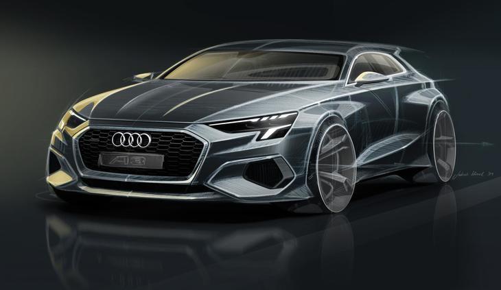 Podemos ver el laboratorio de diseño de Audi