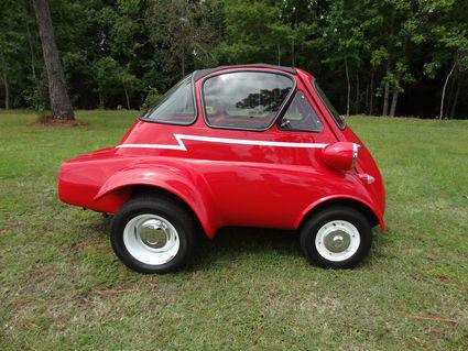 Un Isetta tuneado