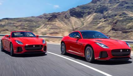 El Nuevo Jaguar F-TYPE se renueva