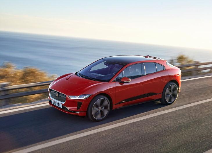 Jaguar I-Pace eléctrico puro