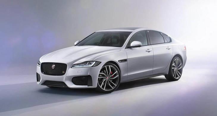 Nuevo Jaguar XF 2016