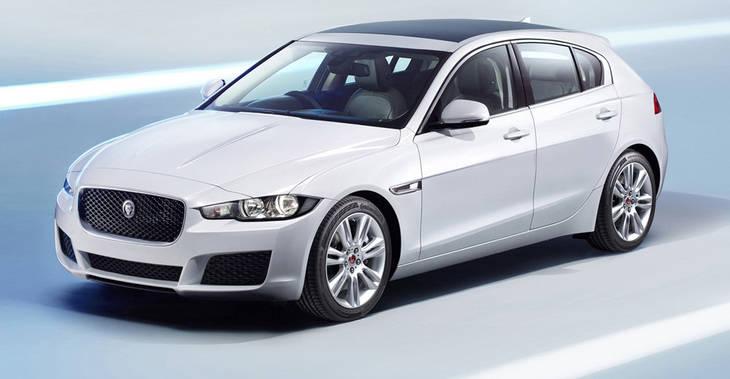 El nuevo compacto de Jaguar