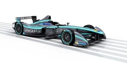 Jaguar vuelve a la competición