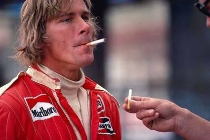 40 años del Campeonato del Mundo que ganó James Hunt con McLaren