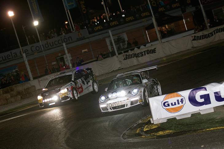El sexto Rally CAM-RACE OPEL