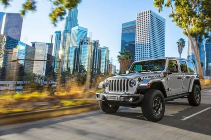 Jeep Gladiator, con más espacio de carga