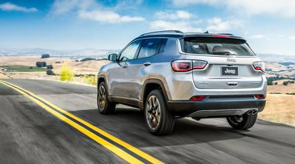 Jeep presenta el nuevo Compass y las ediciones