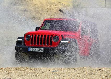 Jeep Wrangler Rubicon 2019 un verdadero todoterreno