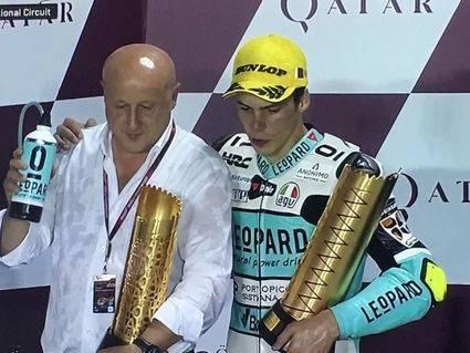 Joan Mir gana la primera carrera de la temporada