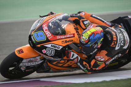 El español más rápido de Moto2