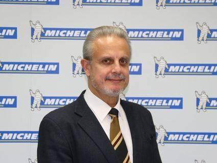 Juan José Pedrayes, responsable de la Comunicación Comercial de Michelin